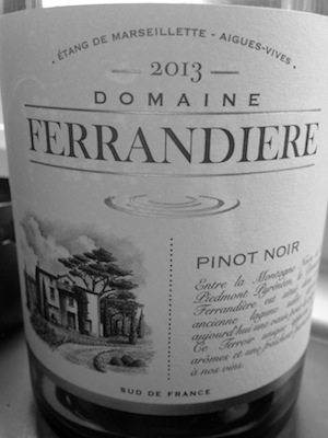 Proof that you can get quality Pinot Noir in France further south than Burgundy.