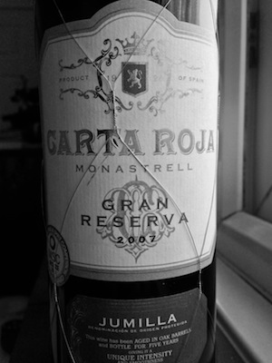 Don't be fooled by the 'Gran Reserva' label, the fruit here is alive a kicking.