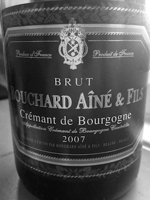 Love champagne but hate the price? Look around for 'Cremant'; it's essentially Champagne made outside of the region, but to all the same quality standards. They do differ from region to region, but Cremant de Bourgogne is the closest to Champagne at a fraction of the price.