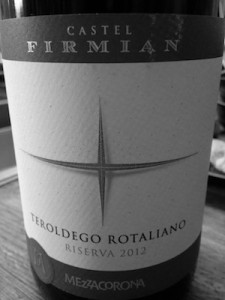 Rich juicy Ribeana like fruit with depth and concentration... Great value Italian table wine.