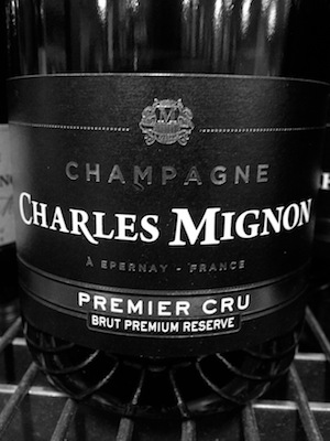 Solid Champagne, but you'd never know it was 'Premier Cru' unless you saw the label.