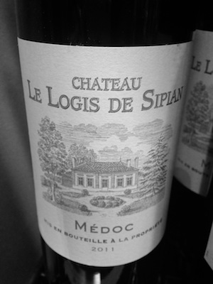 Standard entry-level Bordeaux with teeth pulling tannins but lacking the fruit and acidity to soften them through ageing.
