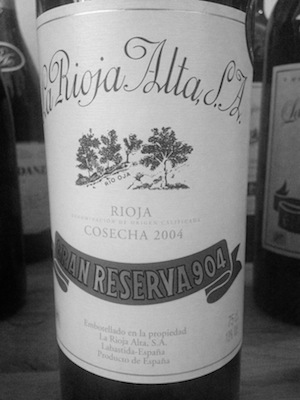 A Gran Reserva to make other Gran Reserva weep… Expensive by anyones standards but given the choice between a bottle of average Nv Champagne and this, I'm choosing the 904 hands down!