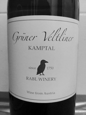 Perfect for Chinese take-aways, this Austrian wine is Gewürztraminer/Torrentes like but dryer and more minerality.