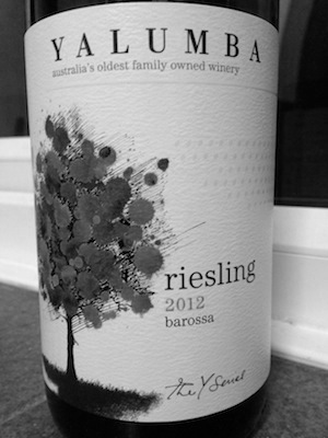 Clean, refreshing, Australian Riesling from the Barossa Valley.